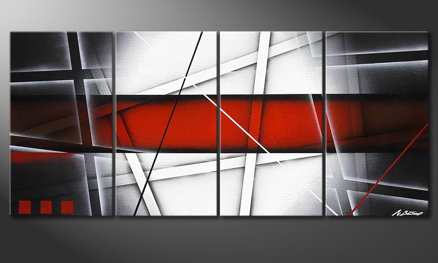La peinture Focus on Essentials 160x70x2cm