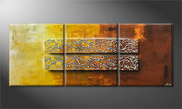 Art moderne 'Glassy Secret' 180x70cm