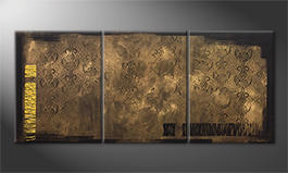 Le tableau moderne 'Hidden Treasures' 180x80cm