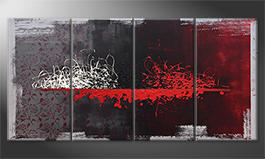 Le tableau moderne 'Possibilities' 160x80cm