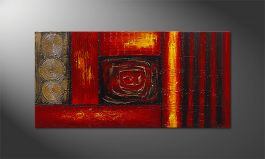 Le tableau mural 'Emotional Moments' 120x60cm