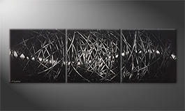 Le tableau mural 'Heat Of Battle' 180x60cm
