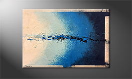 Le tableau mural 'Ice Crusher' 120x80cm