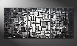 Le tableau mural 'Inner City Night' 150x70cm