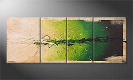 Le tableau mural 'Moment Of Hope' 180x70cm