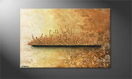 Le tableau mural 'Quiet Copper' 120x80cm