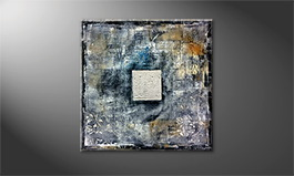 Le tableau mural 'Rust Of Time' 80x80cm