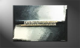 Le tableau mural 'Silver Bridge' 120x80cm