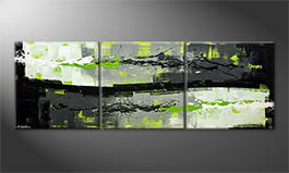 Le tableau mural 'Spirit Of Nature' 210x70cm