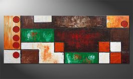 Le tableau mural 'Stand Out' 150x60cm