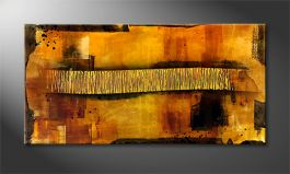 Le tableau mural 'Sunset Dream' 120x60cm