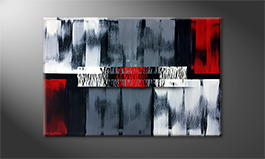 Le tableau mural 'The Wall' 120x80cm