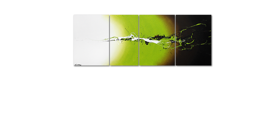 Le tableau mural Juicy Splash 190x70cm