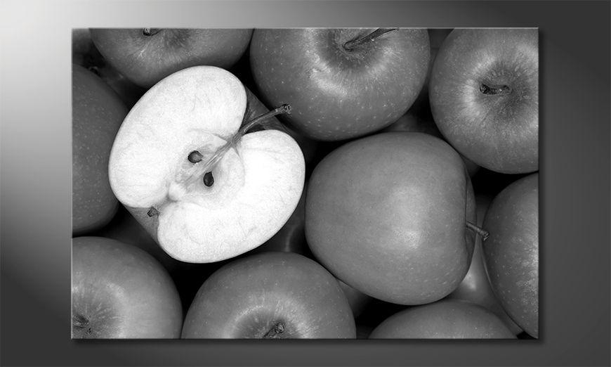 Décor moderne Apples