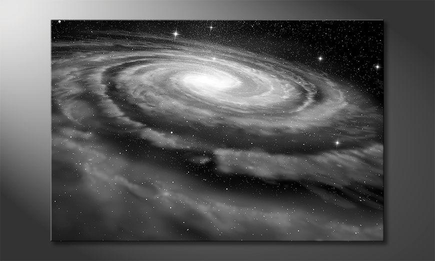 Décor moderne Spiral Galaxy