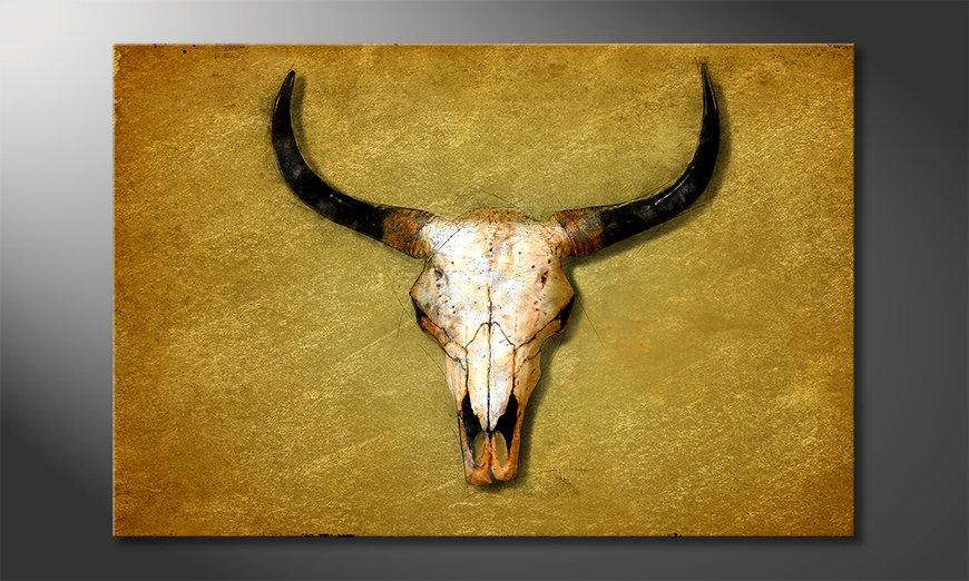 Décor moderne The Bull