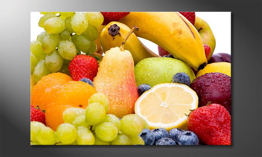 Fruits Tableau