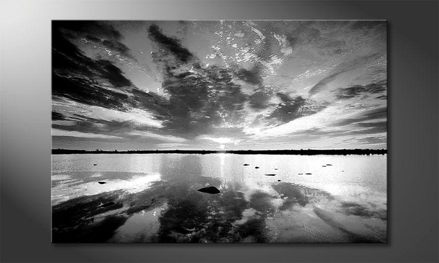 Impression sur toile Heaven On Earth