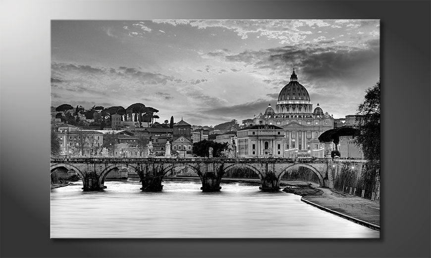 Impression sur toile Vatican