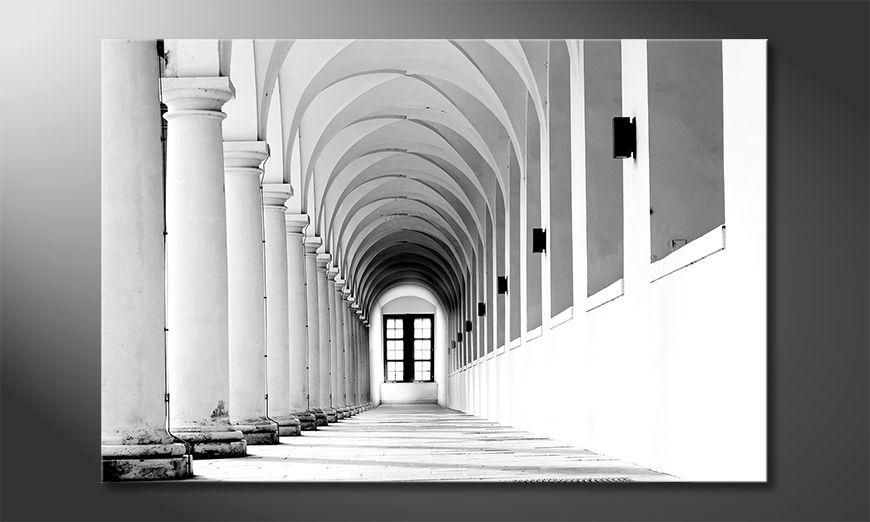 La belle peinture Columns Gallery