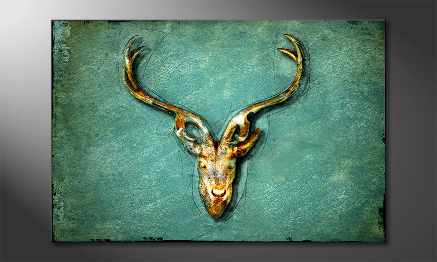 La-belle-peinture-The-Deer