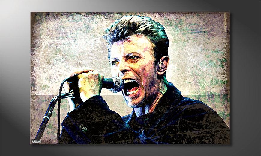 Le tableau imprimé David