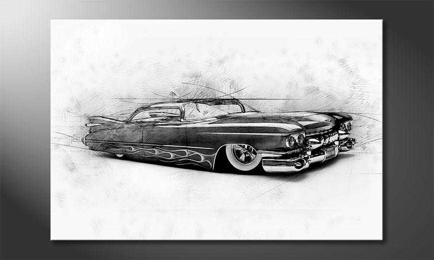 Le tableau moderne Beauty Cadillac