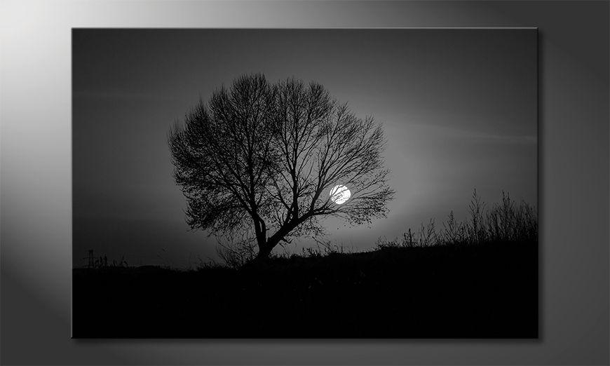 Le tableau moderne Sundown