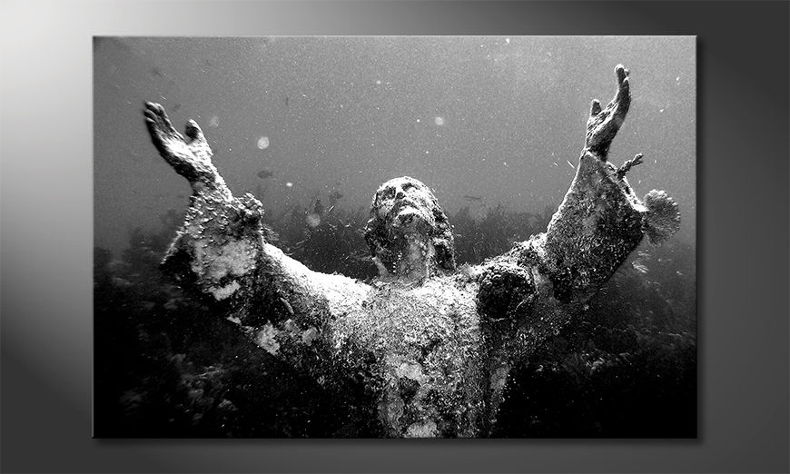 Le-tableau-mural-Christ-Of-Abyss