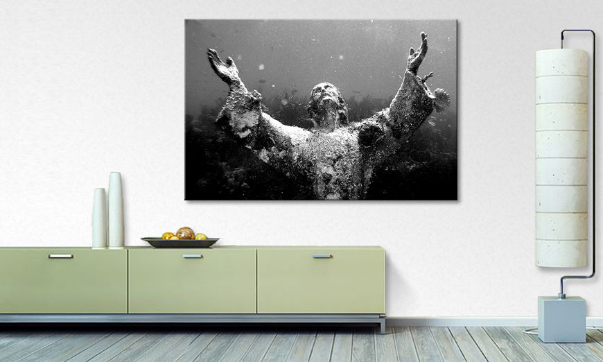 Le tableau mural Christ Of Abyss