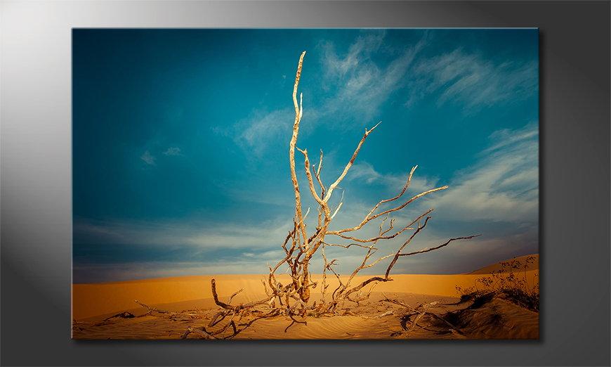Le tableau mural Desert Landscape