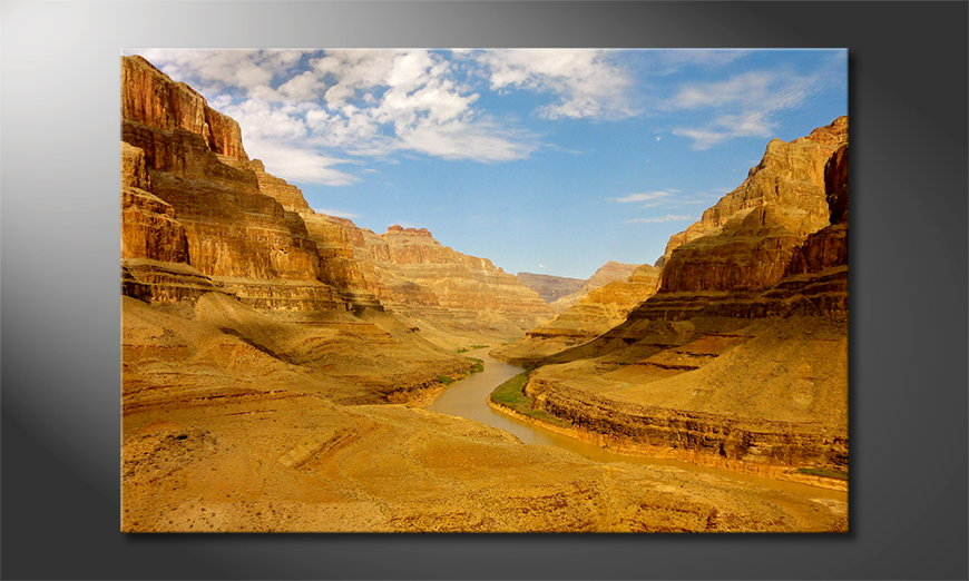 Le-tableau-mural-Grand-Canyon