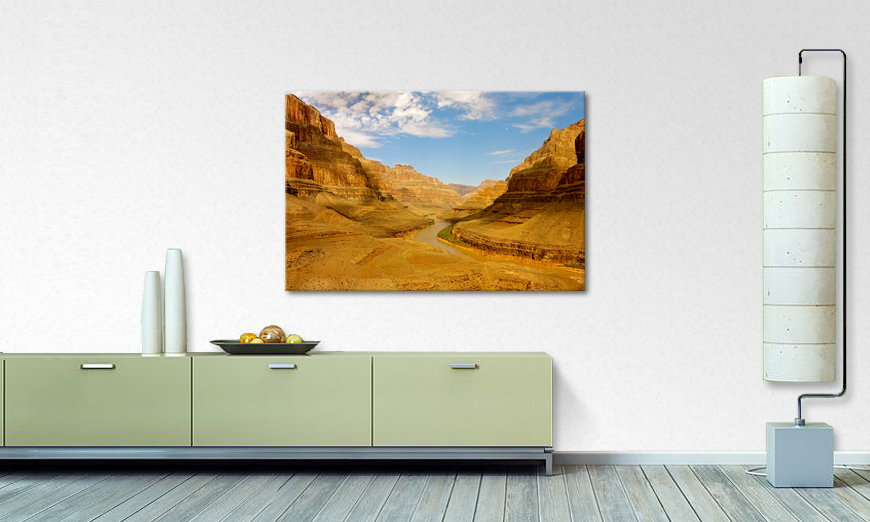 Le tableau mural Grand Canyon
