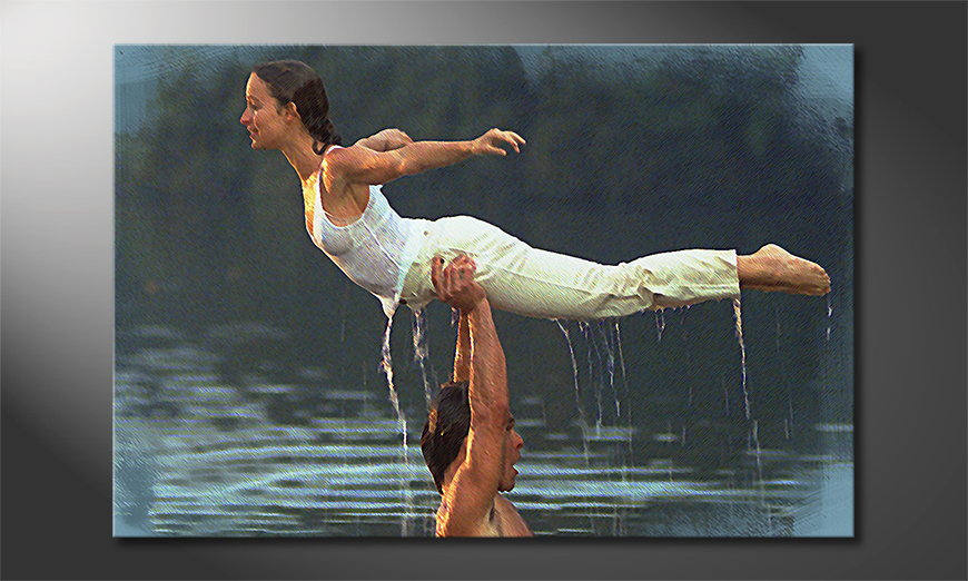 Le tableau mural Instant Dirty Dancing