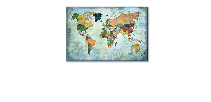 Le-tableau-mural-Oldworldmap-one