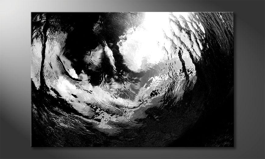 Le tableau mural Underwater Sky