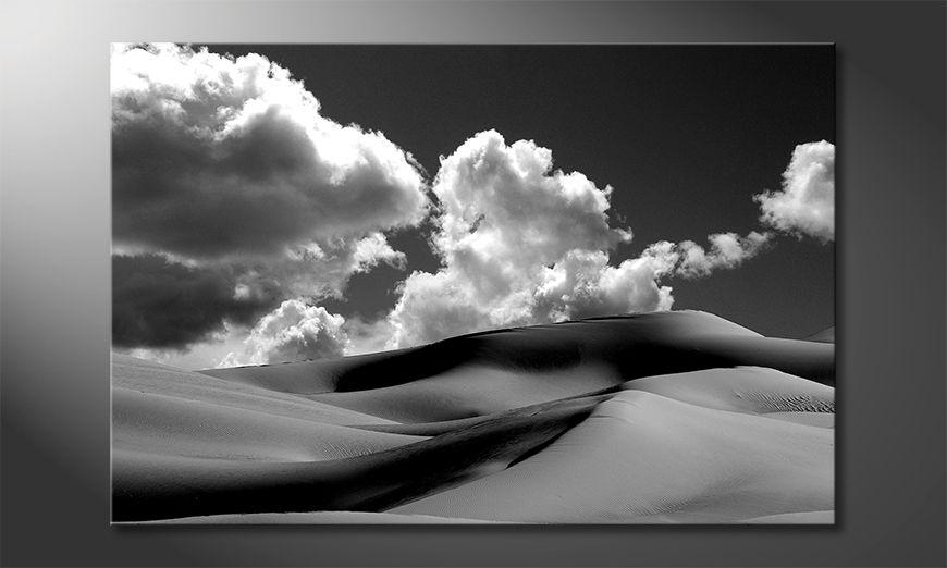 Les tableaux imprimés Sand Dunes