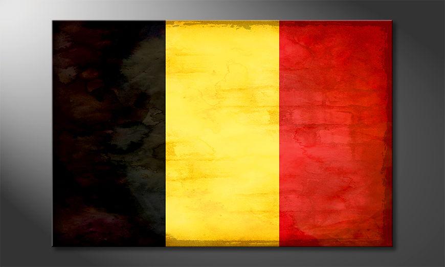 L'impression sur toile Belgique