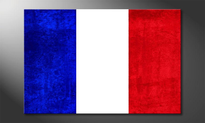 L'impression sur toile France
