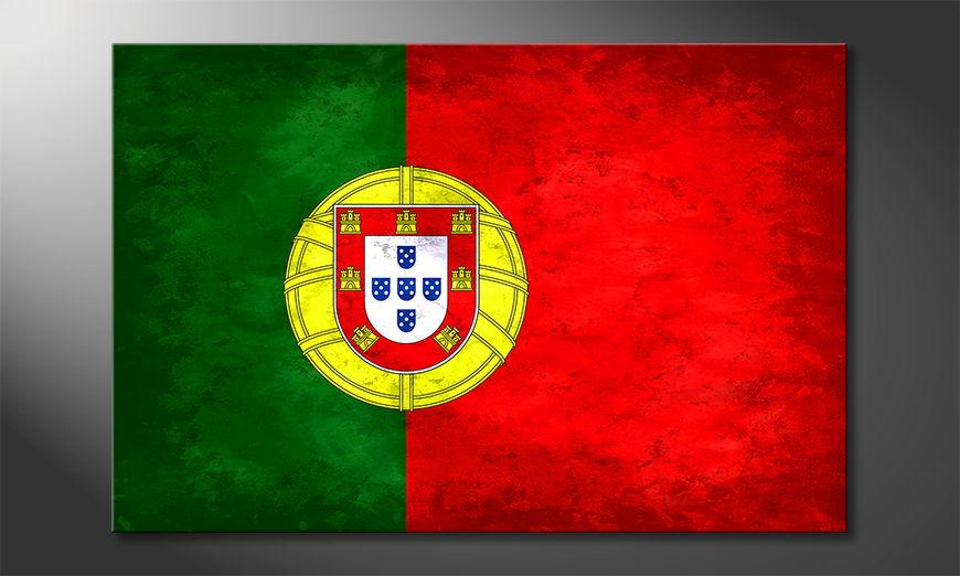 L'impression sur toile Portugal