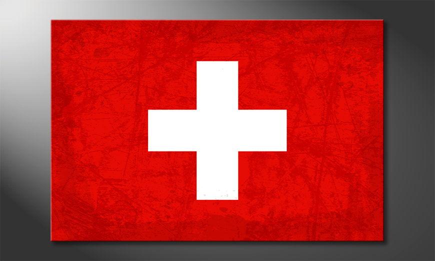 L'impression sur toile Suisse