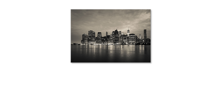 Manhatten-Skyline-Tableau
