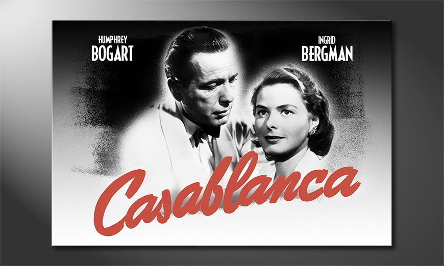 Notre bestseller Casablanca