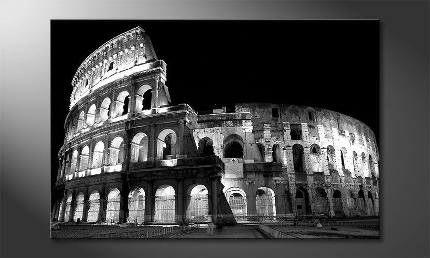 Toile moderne Colosseum