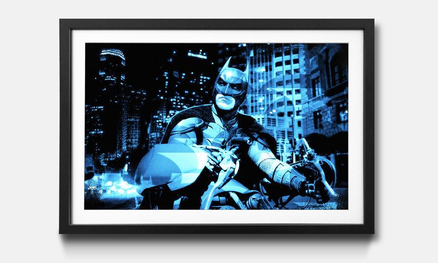 Tableau encadrée: Batman