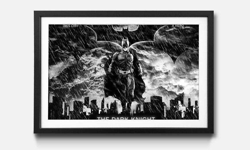 Tableau encadrée: Dark Knight