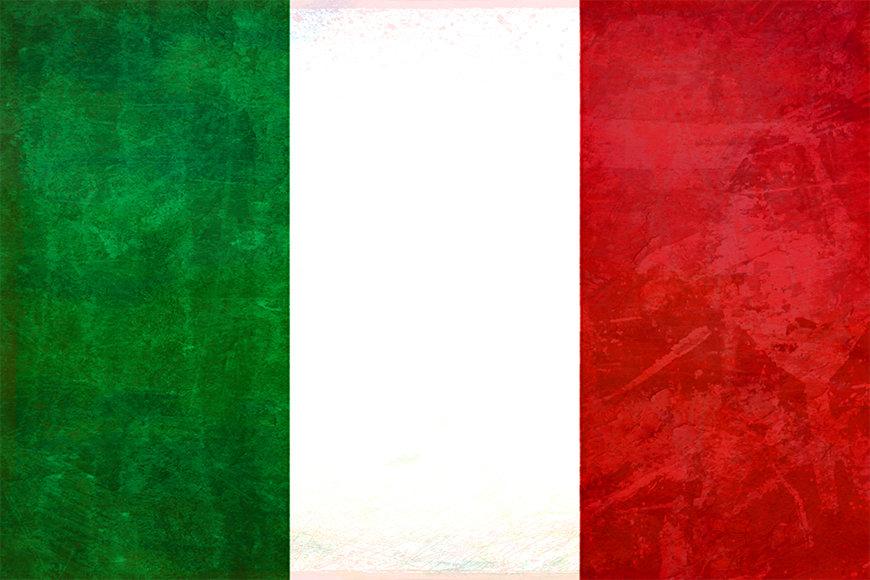 Intissé déco Italie