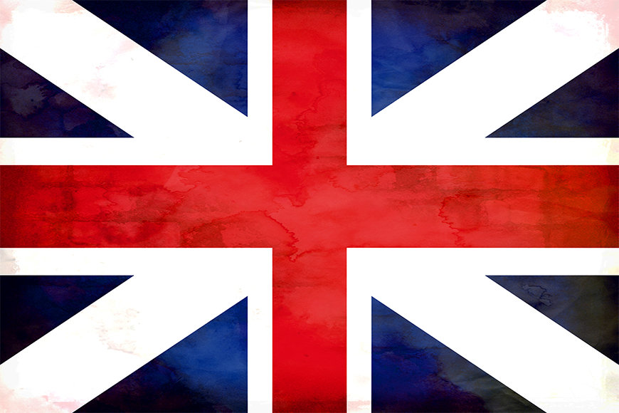 Intissé déco Royaume-Uni