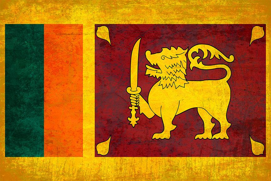 Intissé déco Sri Lanka