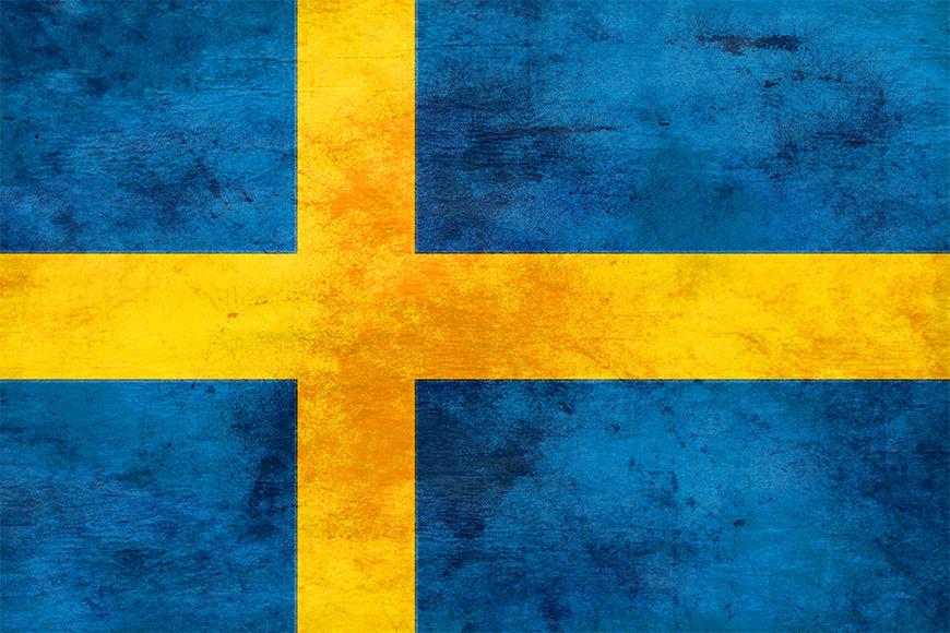 Intissé déco Suède
